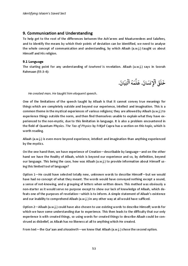 Identifying Islaam's Saved Sect_page_0053